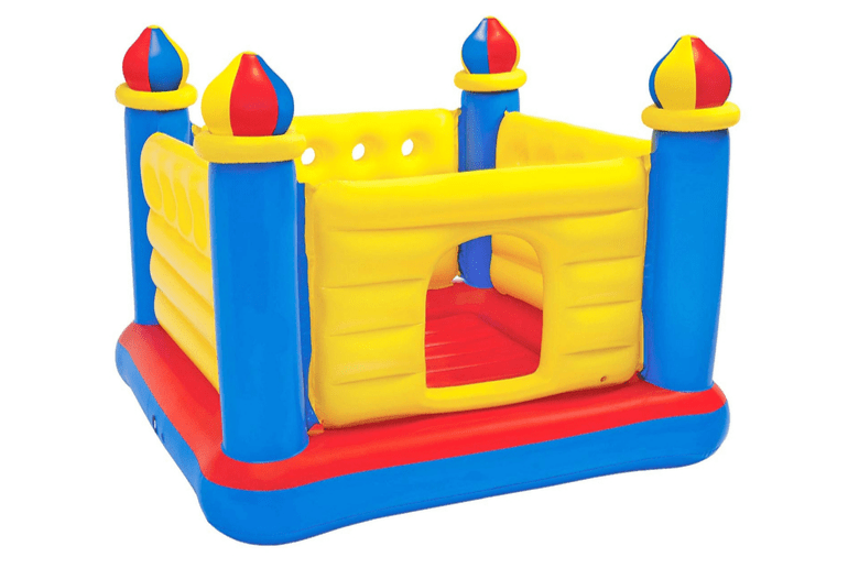 Bounce house - Intex Jump O Lene Castle Inflatable Bouncer