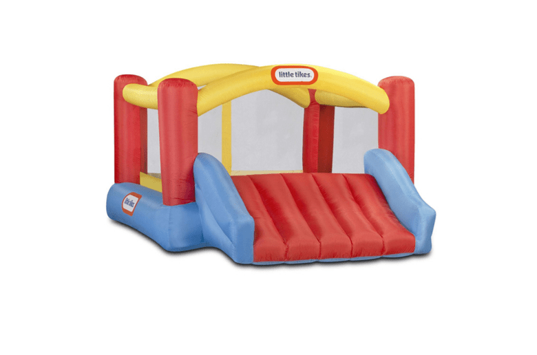 Bounce house from Little Tikes