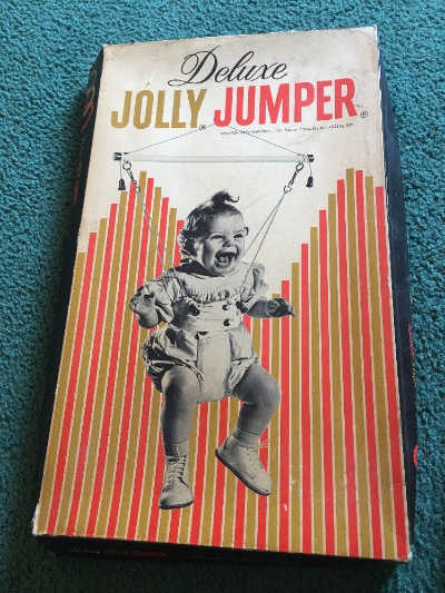 Vintage jolly jumper