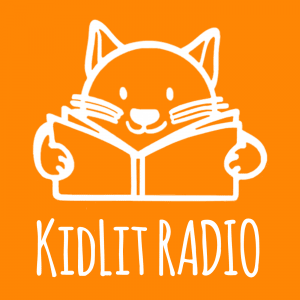 Podcasts For Kids - KidLit RADIO podcast logo