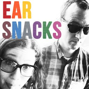 Podcasts For Kids - Ear Snacks podcast logo