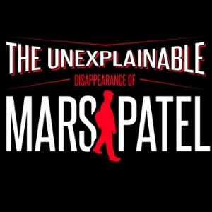 Podcasts For Kids - Mars Patel podcast logo