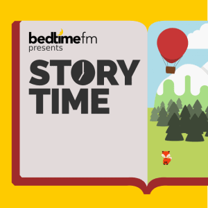 Podcasts For Kids - Story time podcast logo