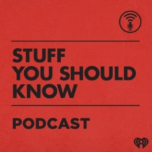 Podcasts For Kids - Stuff you should know podcast logo