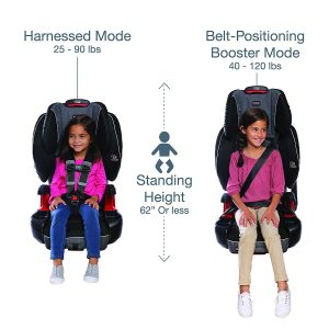 Britax Frontier car seat for kids