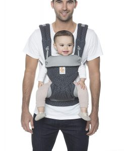Ergobaby 360 dad and baby