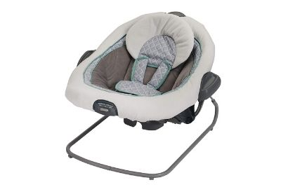 Bouncer for infants and toddlers