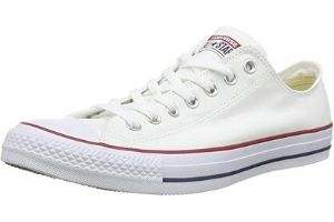 White chuck snickers for women