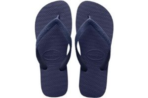 women flip flop with simple design