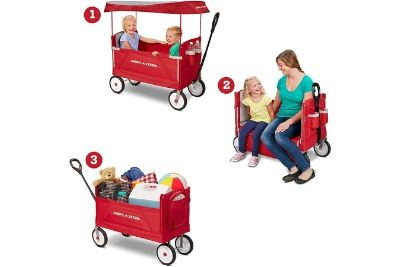 Different ways to convert the wagon