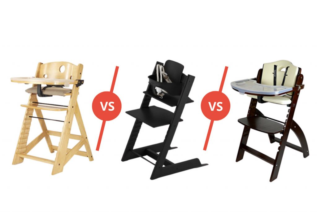 High chair product