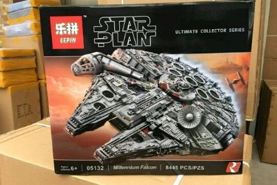 Image of fake Lepin start war set