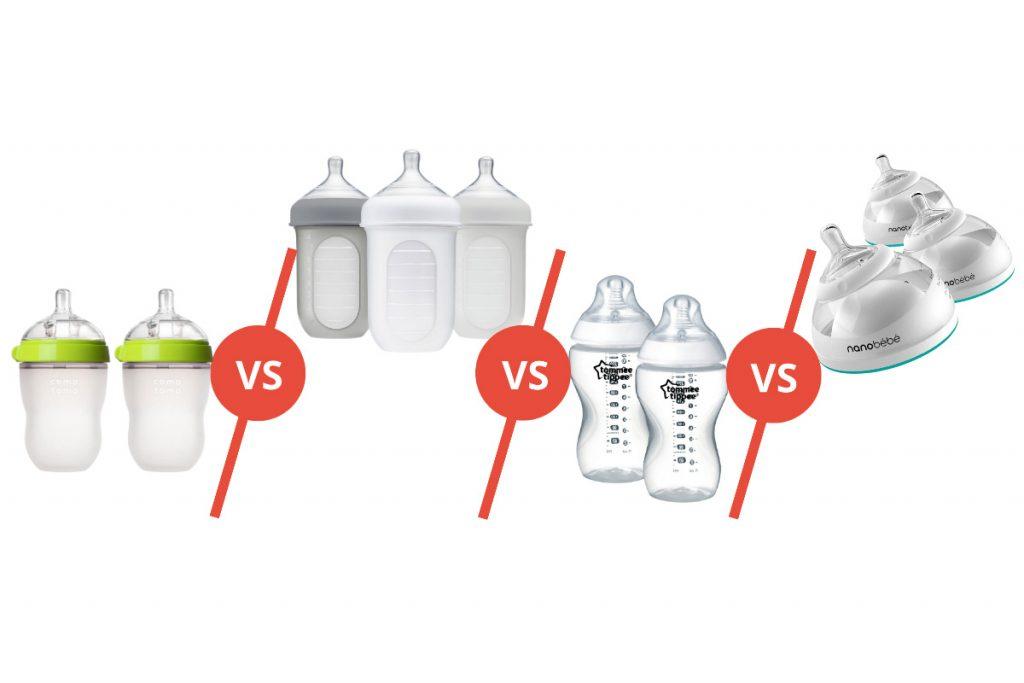 Milk bottle products