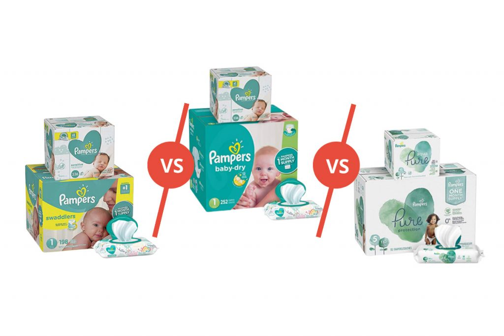 Diaper products .3