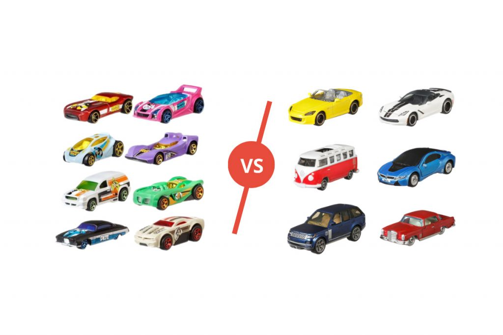 Toy car products