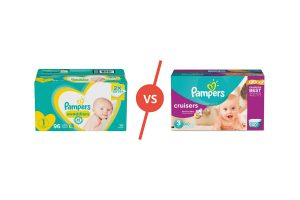 Pampers product