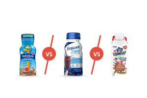 Pediasure Vs Ensure Vs Boost