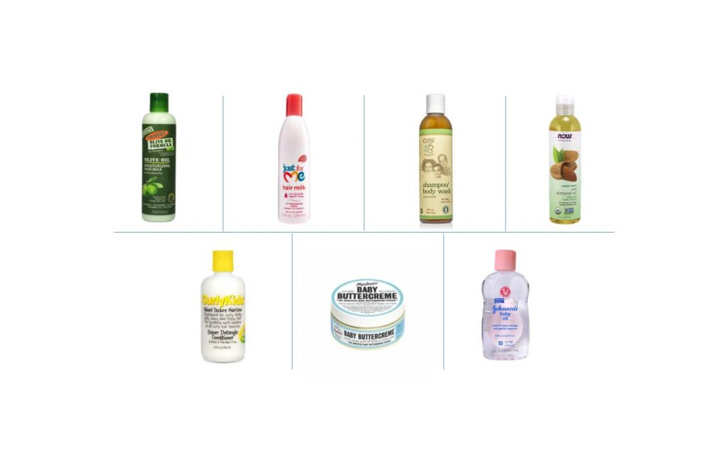 7 products compared - moisturizer for baby